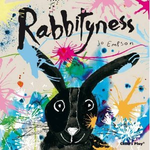 'Rabbityness' by Jo Empson, published by Child's Play