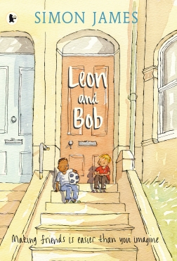 'Leon and Bob' by Simon James, published by Walker